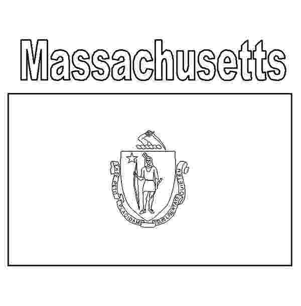 massachusetts state flag coloring page massachusetts state flag coloring page color luna flag page coloring state massachusetts