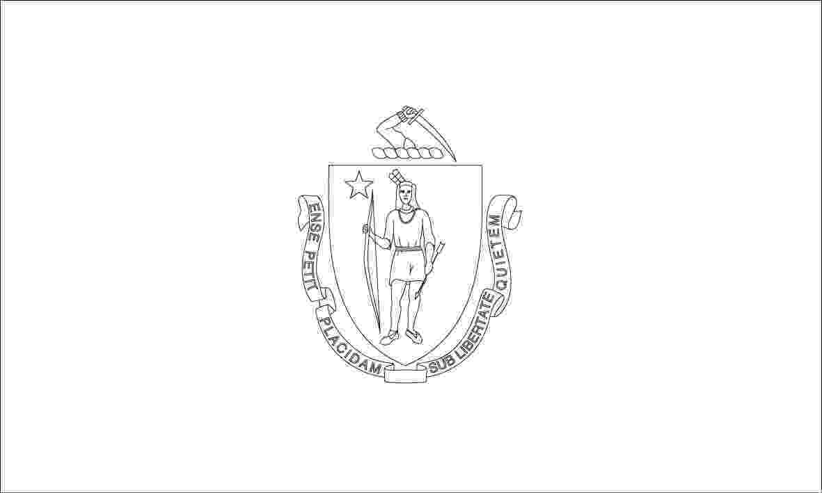 massachusetts state flag coloring page world flags coloring sheets 5 massachusetts state page coloring flag