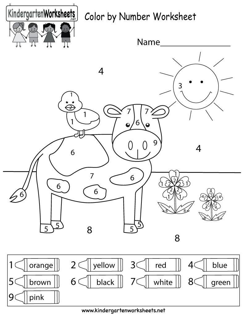 math coloring activities for kindergarten free kindergarten math worksheet color by code coloring math for activities kindergarten