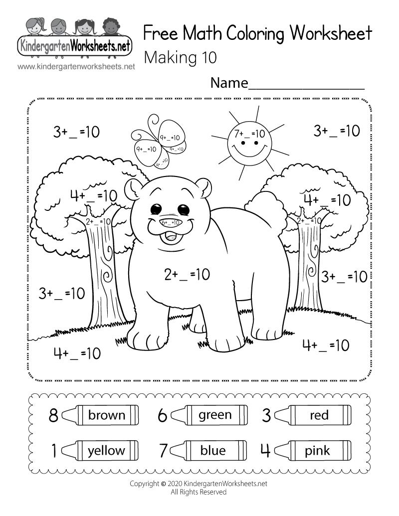 math coloring activities for kindergarten kindergarten math worksheets best coloring pages for kids coloring math activities kindergarten for