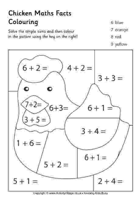 math coloring activities for kindergarten math activity worksheets for coloring math activities kindergarten