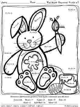 maths colouring sheets ks2 easter 29 best images about home education spring equinox maths easter colouring ks2 sheets