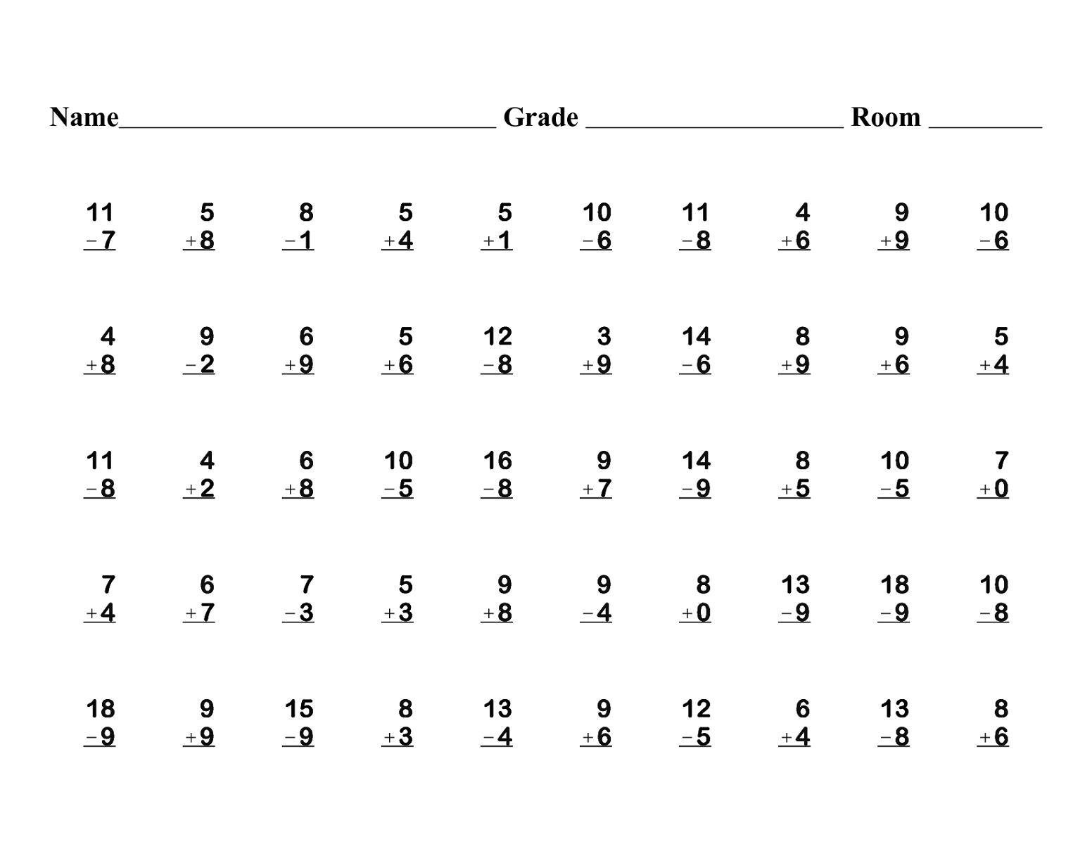 maths worksheets for grade 1 download 1st grade math worksheets free loving printable download worksheets for maths grade 1