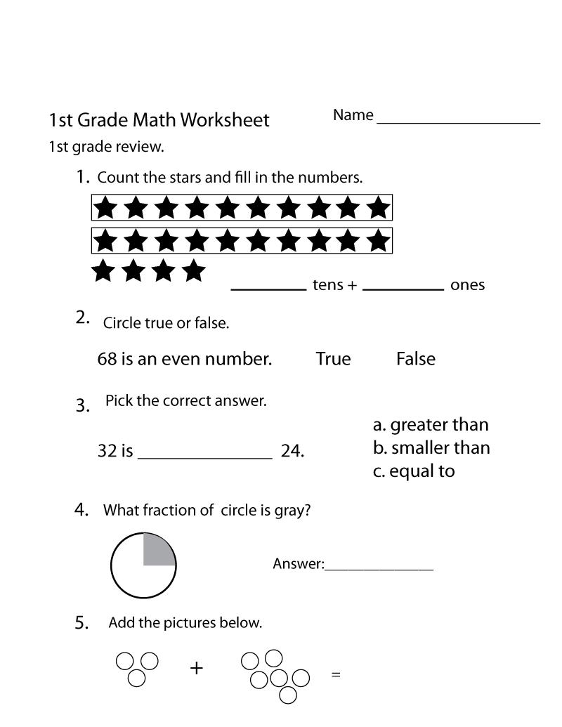 maths worksheets for grade 1 download free printable math worksheets for 1st grade fun loving worksheets download 1 maths for grade