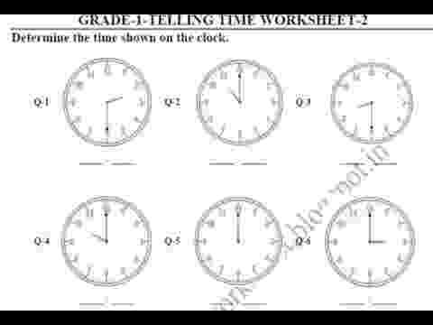 maths worksheets for grade 1 download grade 1 telling time printable worksheets youtube 1 download worksheets maths for grade