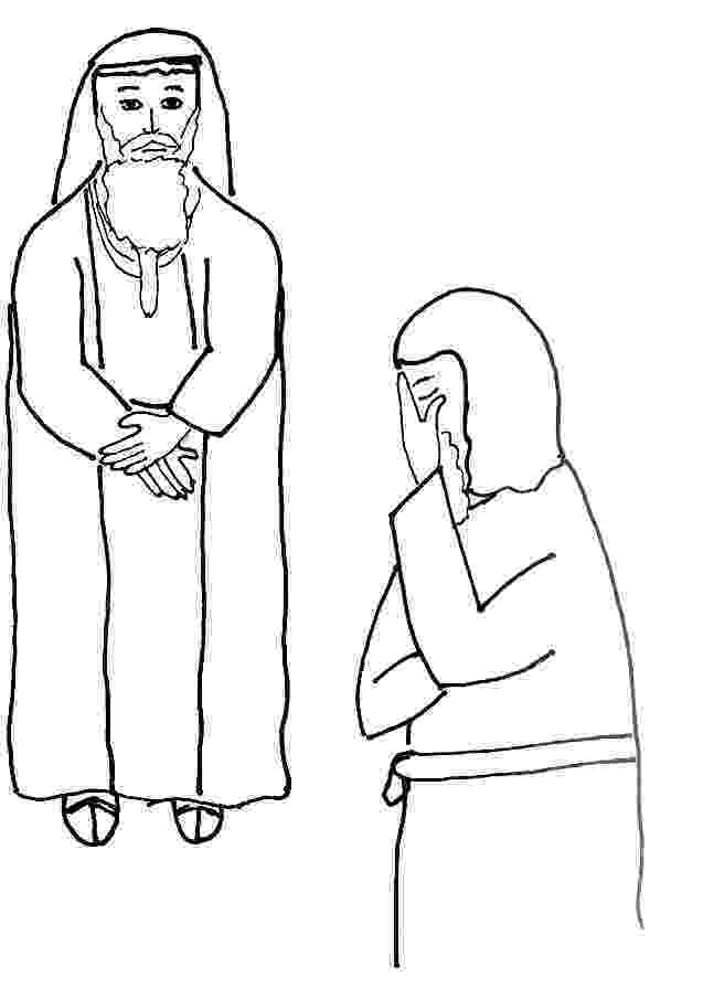 matthew the tax collector coloring page matthew 1 coloring page sketch coloring page the collector tax matthew page coloring