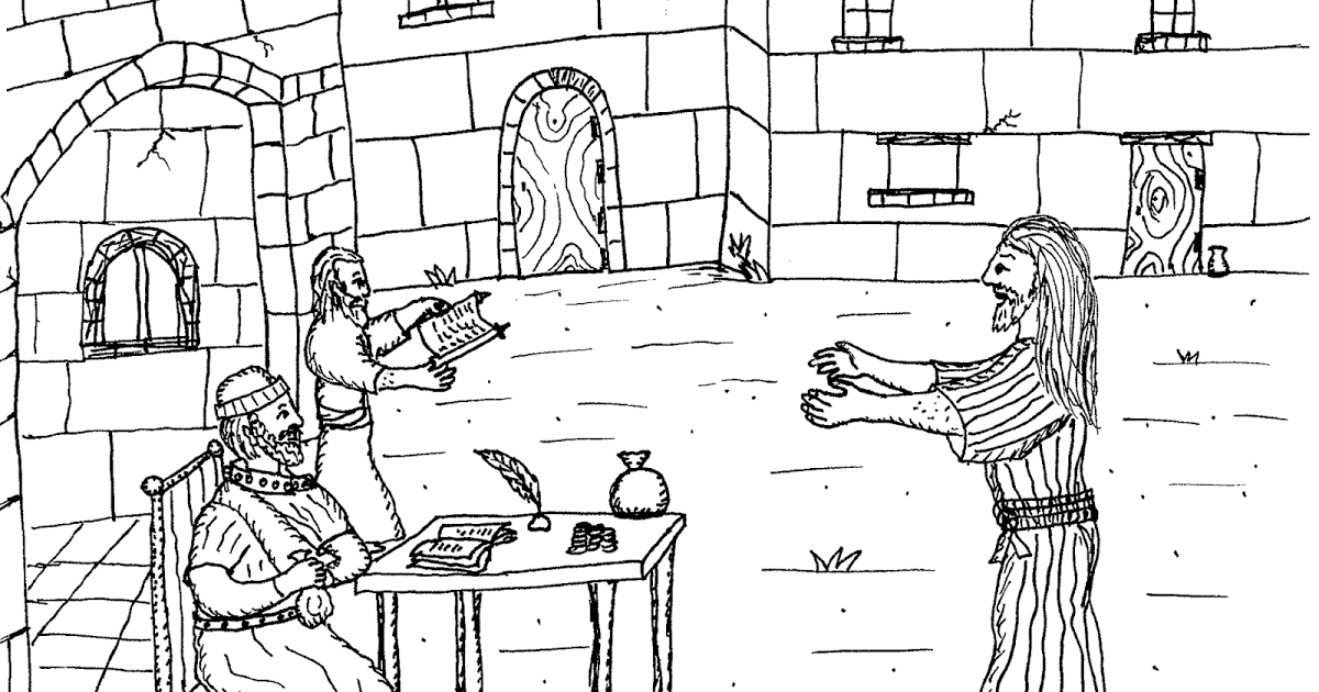 matthew the tax collector coloring page matthew coloring pages matthew collector coloring the tax page