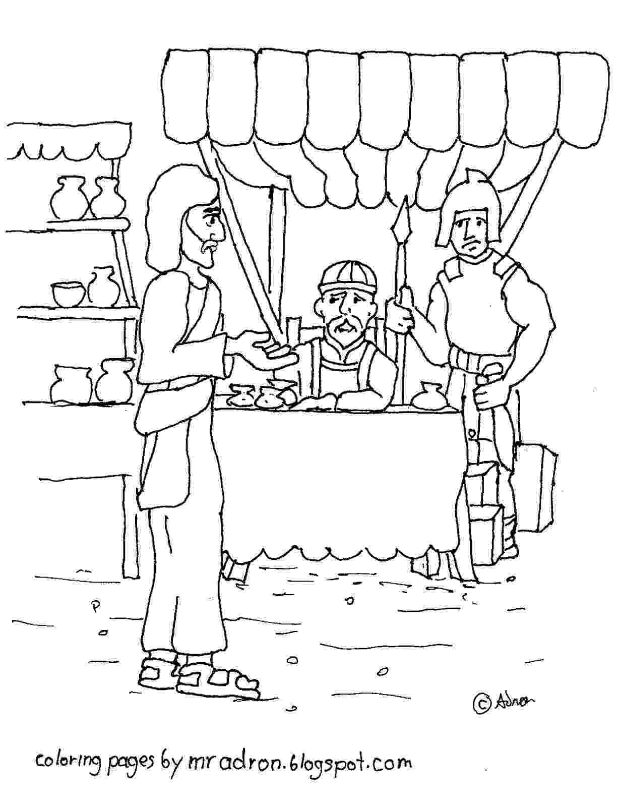matthew the tax collector coloring page profiles of faith matthew from serving mammon to matthew the tax collector coloring page