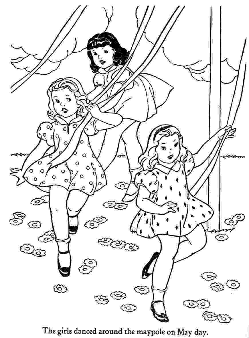 may coloring pages free printable may coloring pages pages coloring may