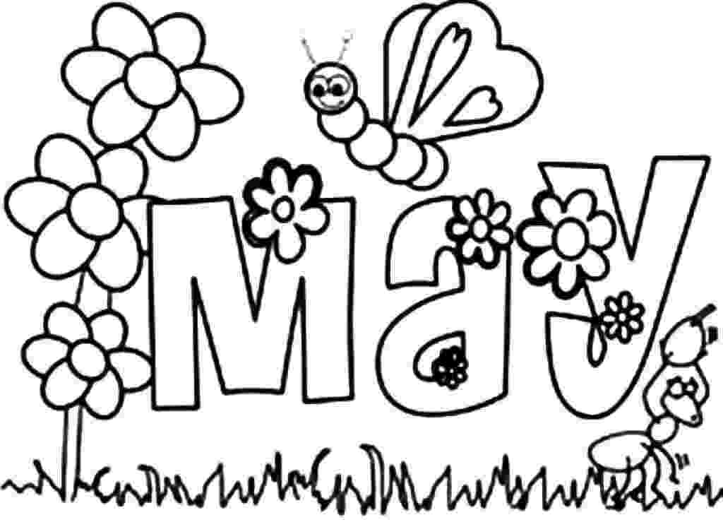 may coloring pages may coloring pages to download and print for free coloring may pages