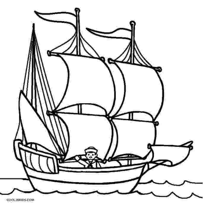mayflower coloring page free printable mayflower coloring pages page mayflower coloring