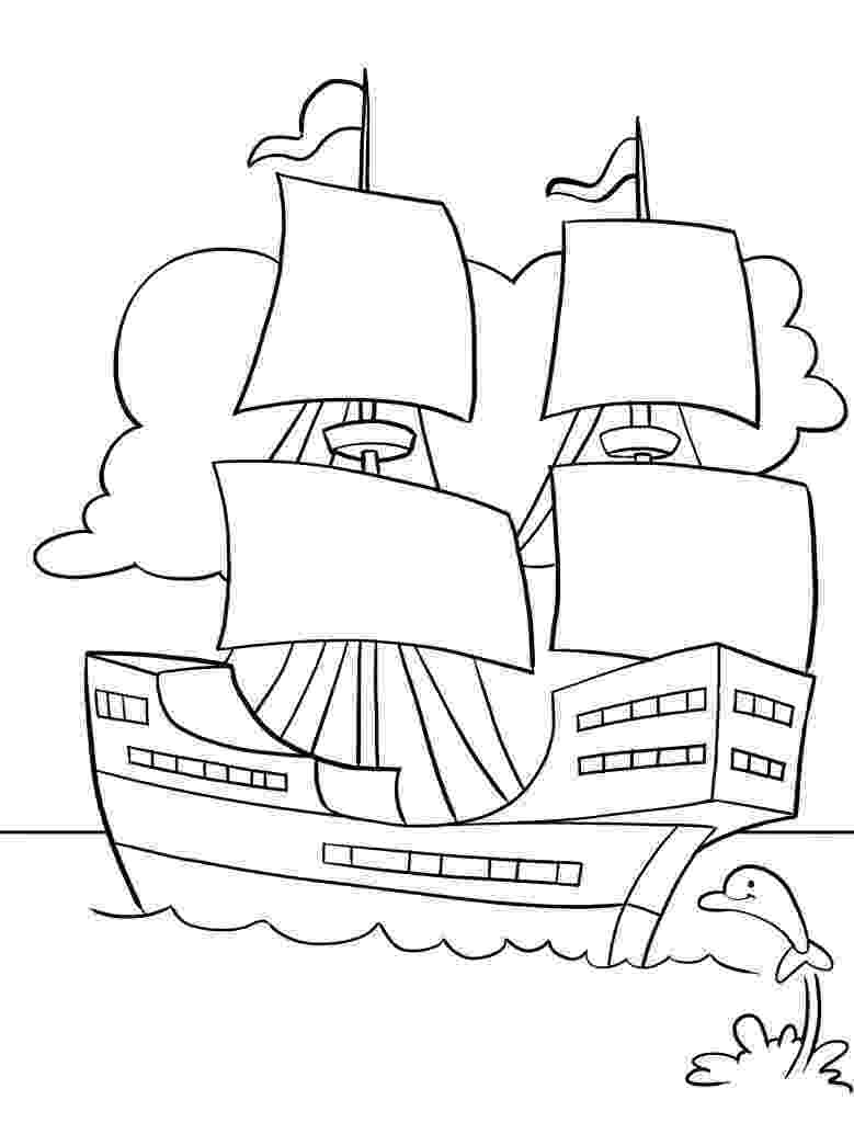 mayflower coloring page mayflower coloring pages best coloring pages for kids mayflower coloring page