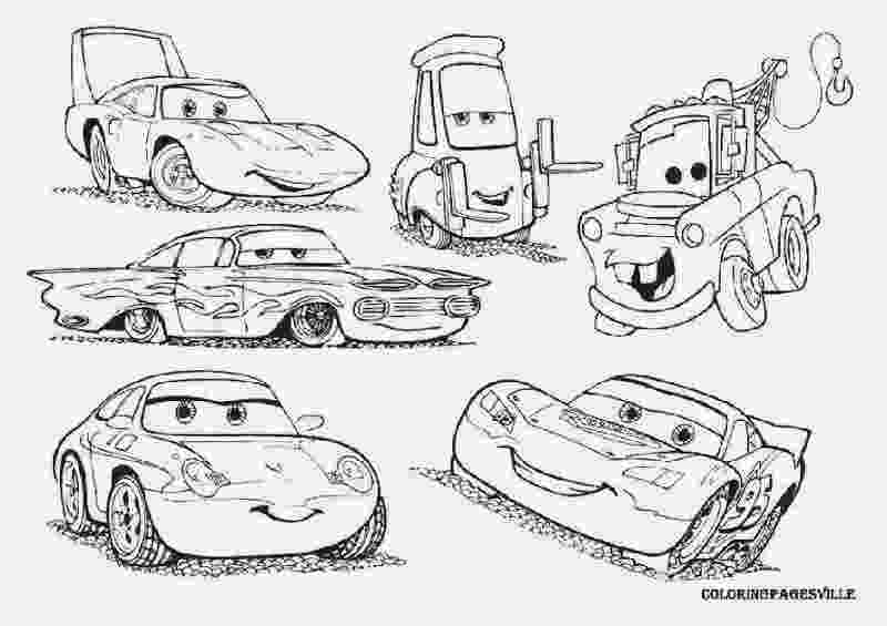 mcqueen coloring pages lightning mcqueen and sally carrera coloring pages mcqueen pages coloring