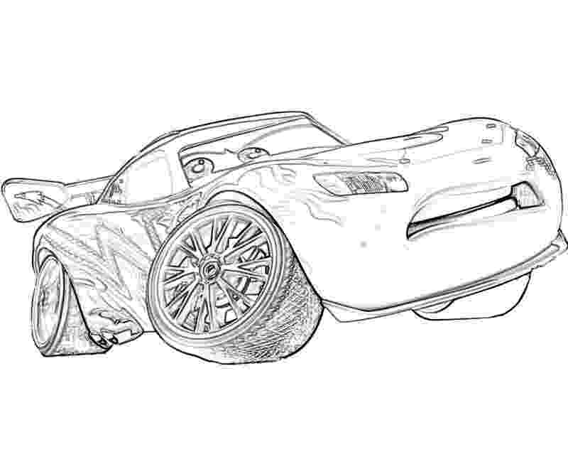 mcqueen coloring pages lightning mcqueen from cars 3 coloring page free pages coloring mcqueen