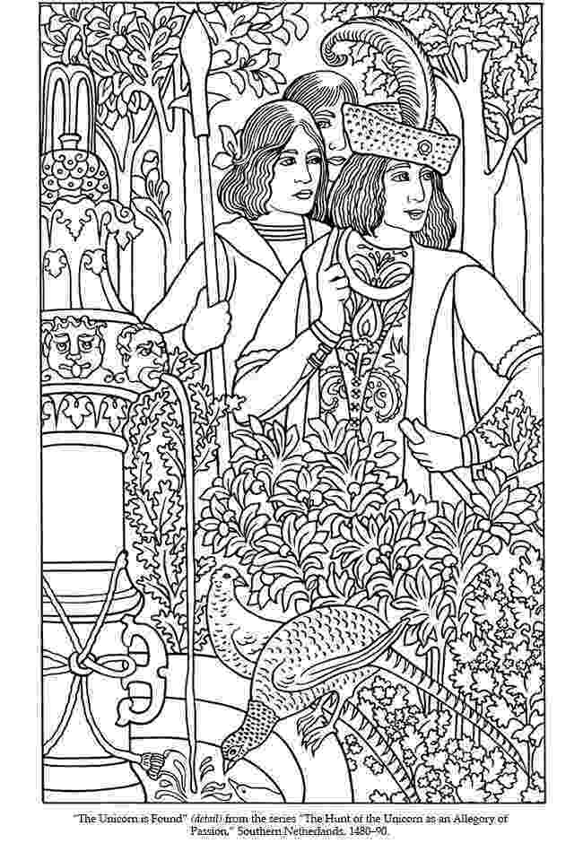 medieval colouring pages 105 best images about sca coloring pages on pinterest colouring medieval pages