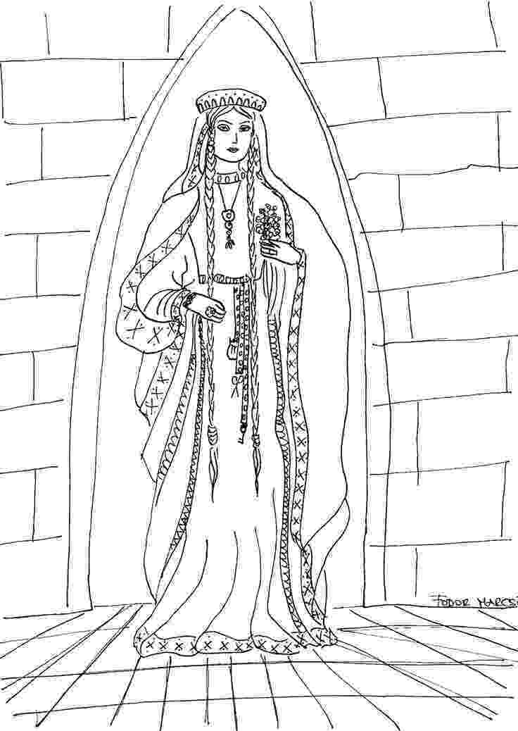 medieval colouring pages 132 best medievalrenaissance coloring pages images on colouring pages medieval
