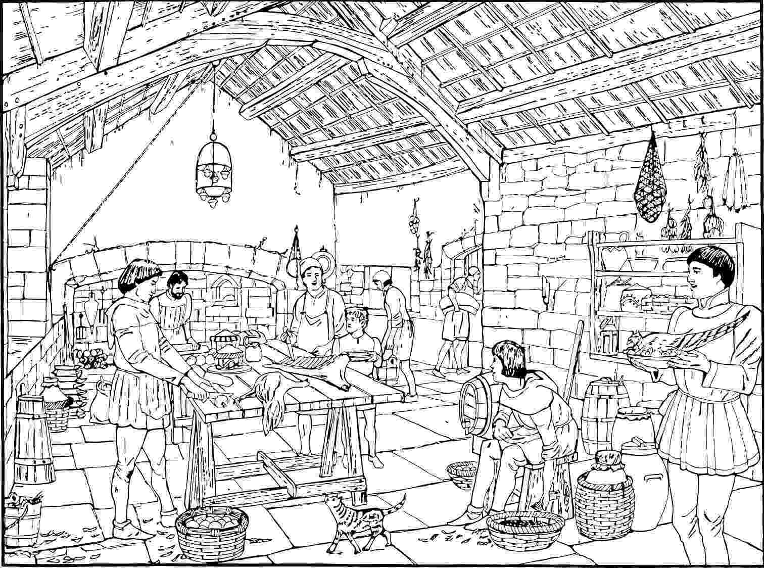 medieval colouring pages medieval bride coloring book 1 coloring pages medieval colouring pages