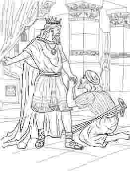 mephibosheth coloring page david and mephibosheth coloring page children39s bible coloring mephibosheth page