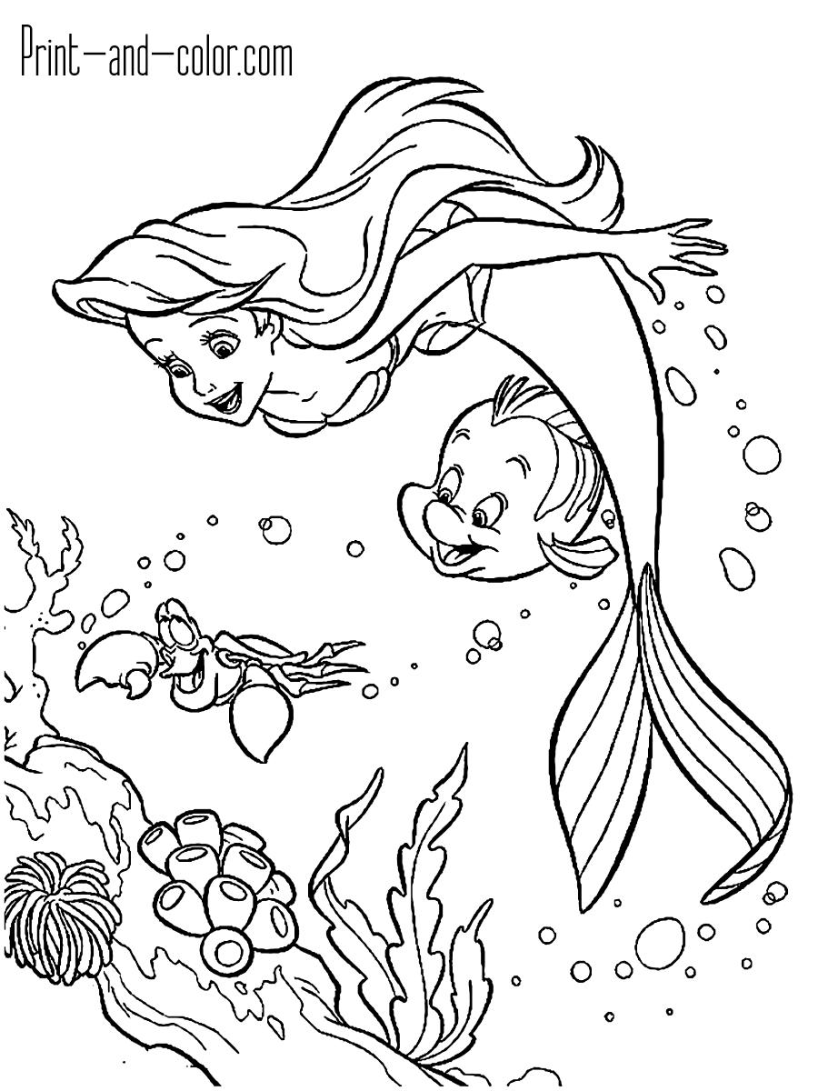 mermaid coloring hand drawn winged mermaid mythical coloring page coloring coloring mermaid