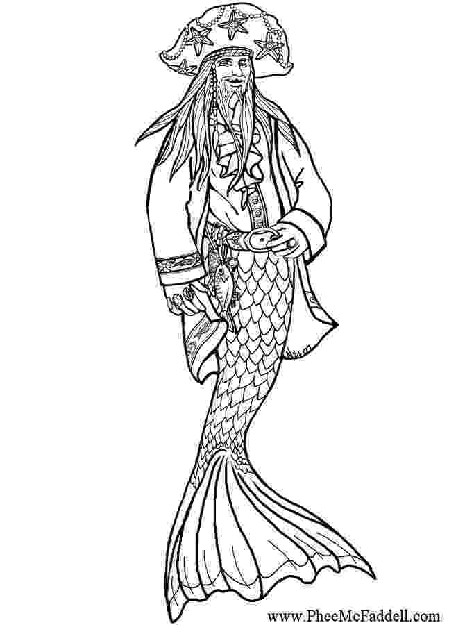 merman coloring pages fantasy merman adult coloring page digi stamp instant pages coloring merman