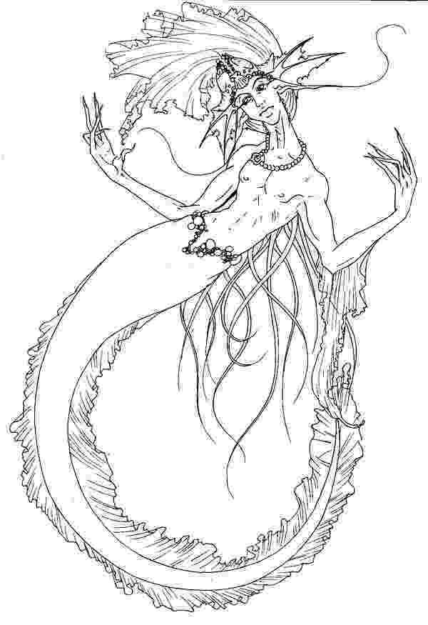 merman coloring pages merman coloring pages coloring merman pages