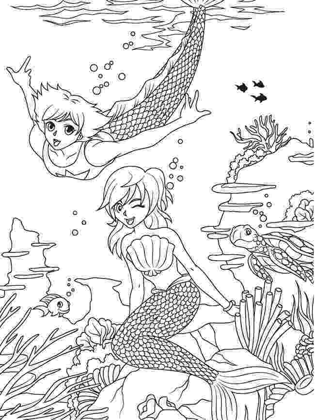 merman coloring pages merman coloring pages merman pages coloring 1 1