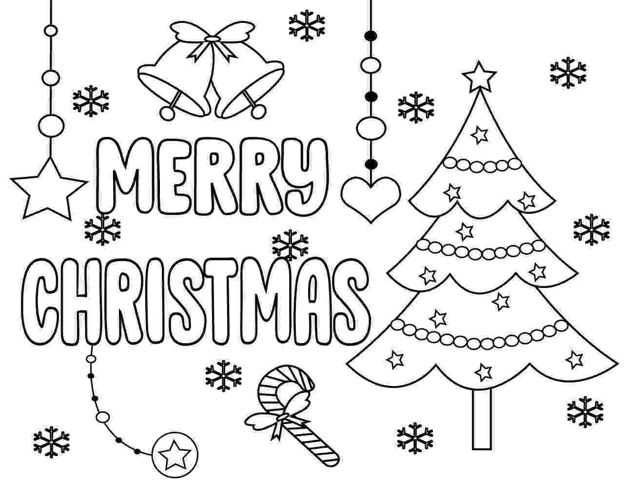merry christmas coloring sheet free coloring pages printable pictures to color kids christmas sheet coloring merry