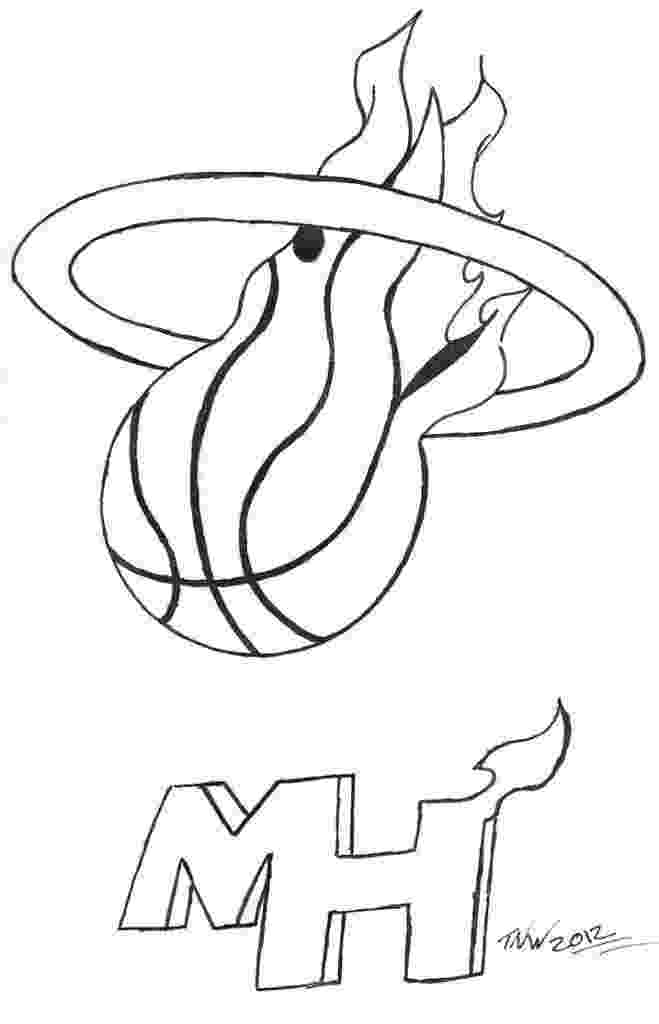 miami heat coloring sheets how to draw miami heat step by step sports pop culture miami coloring sheets heat