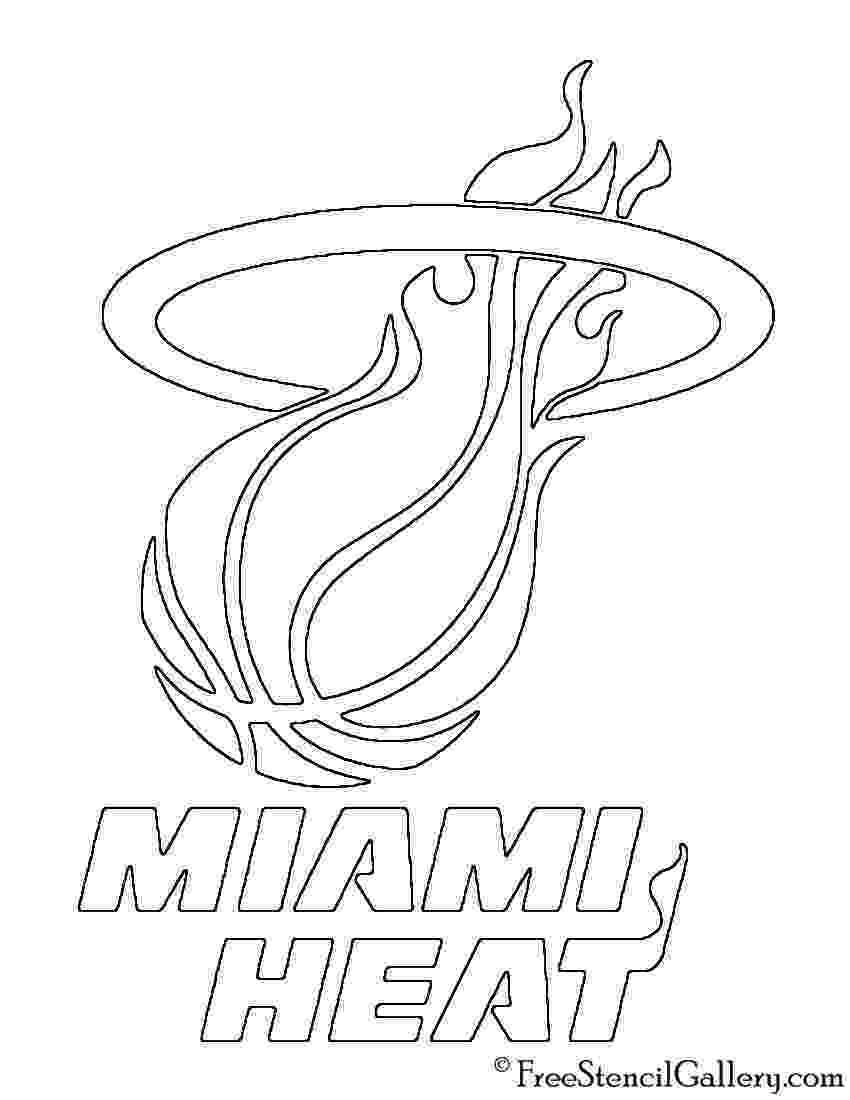 miami heat coloring sheets lakers logo coloring pages at getcoloringscom free miami coloring heat sheets