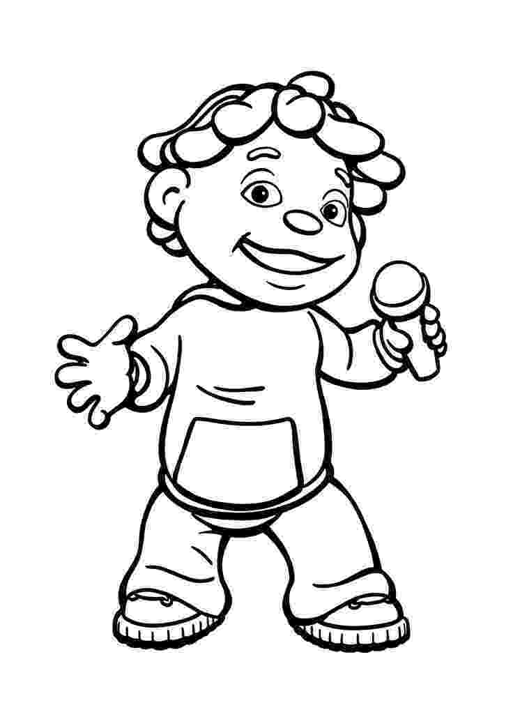 microphone coloring pages microphone colouring clipart best coloring microphone pages