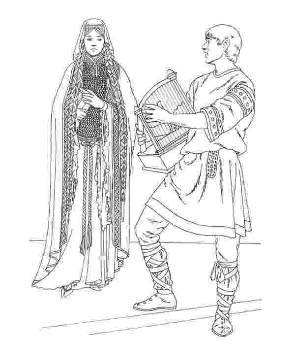 middle ages coloring pages free printable coloring pages part 208 middle ages coloring pages