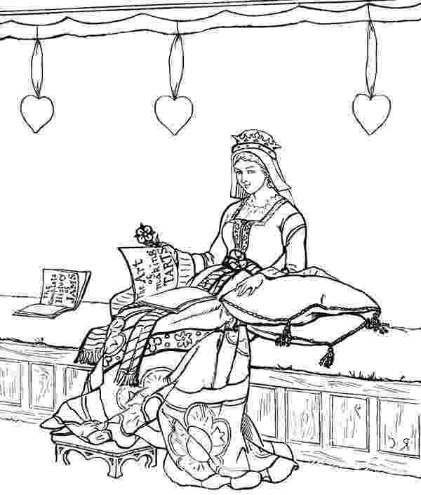 middle ages coloring pages middle ages war in the castle coloring page color luna coloring ages pages middle