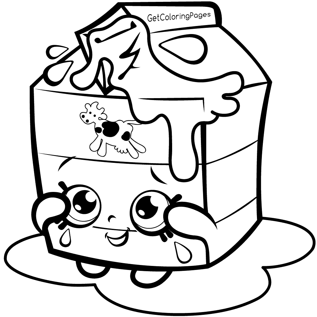 milk coloring pages 40 printable shopkins coloring pages milk pages coloring