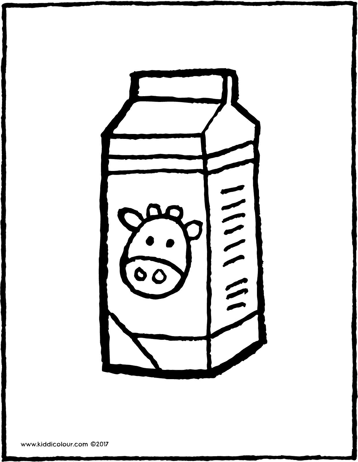 milk coloring pages a carton of milk kiddicolour milk pages coloring