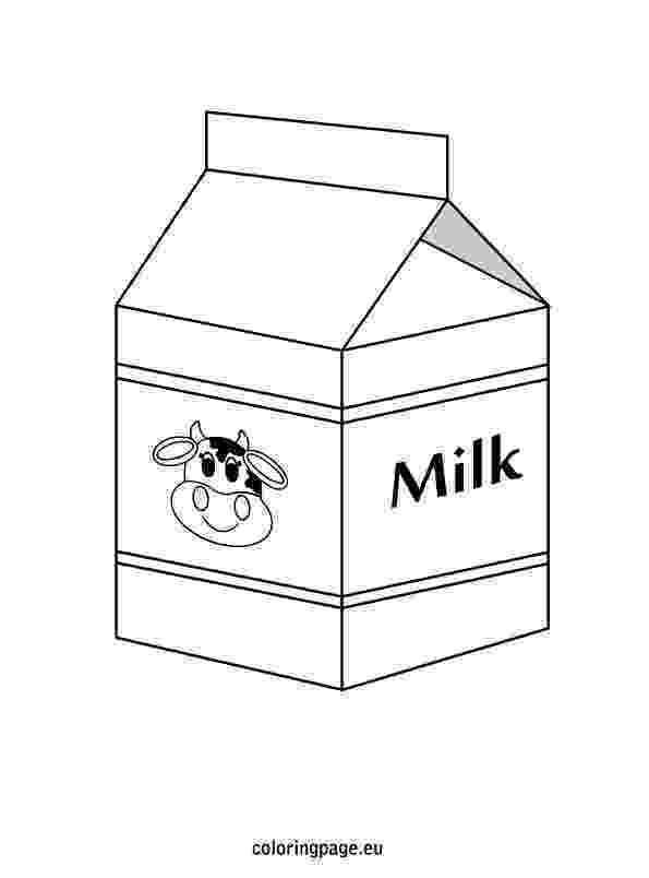 milk coloring pages carton of milk drawing at getdrawingscom free for pages coloring milk