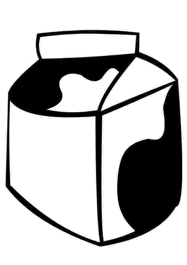 milk coloring pages drinks coloring pages crafts and worksheets for coloring milk pages