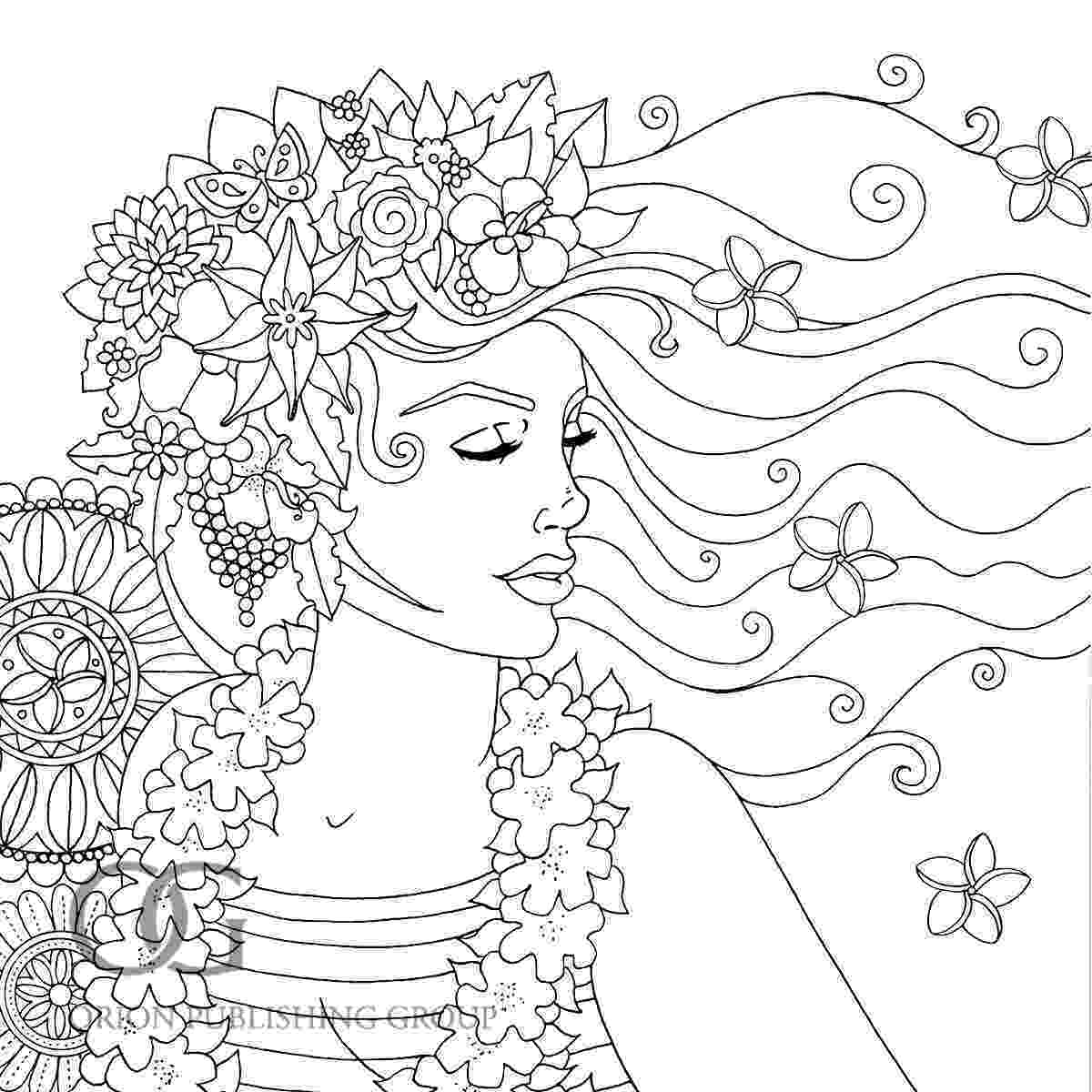 mindfulness colouring pages anastasia catris colour me mindful tropical previews colouring pages mindfulness