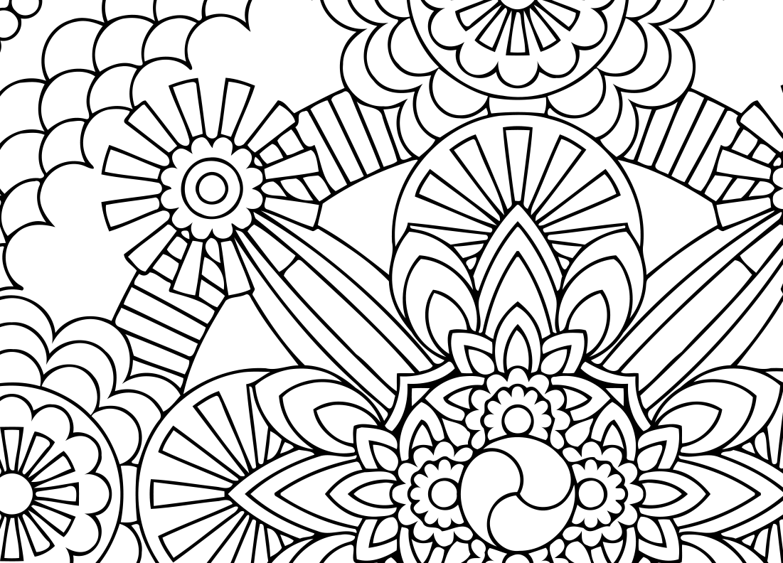 mindfulness colouring pages mindfulness coloring pages at getcoloringscom free mindfulness pages colouring