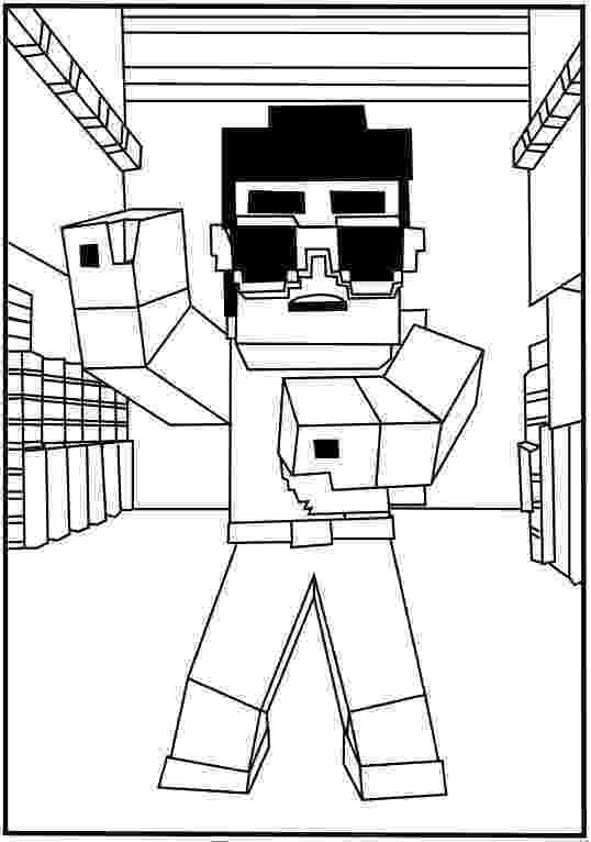 minecraft color pictures 37 awesome printable minecraft coloring pages for toddlers pictures minecraft color
