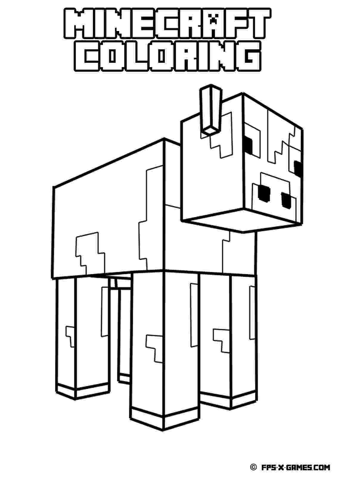 minecraft coloring pages printable 25 best minecraft coloring pages images by scribblefun on pages printable coloring minecraft