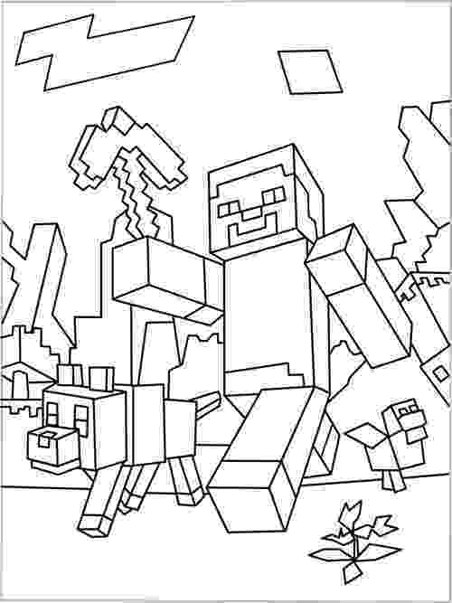 minecraft coloring pages printable minecraft coloring pages best coloring pages for kids minecraft coloring printable pages