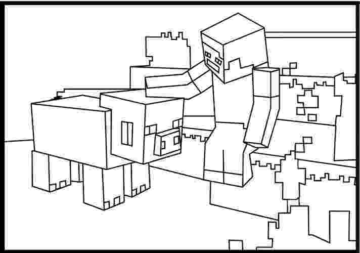 minecraft coloring pages to print 40 printable minecraft coloring pages print to minecraft coloring pages