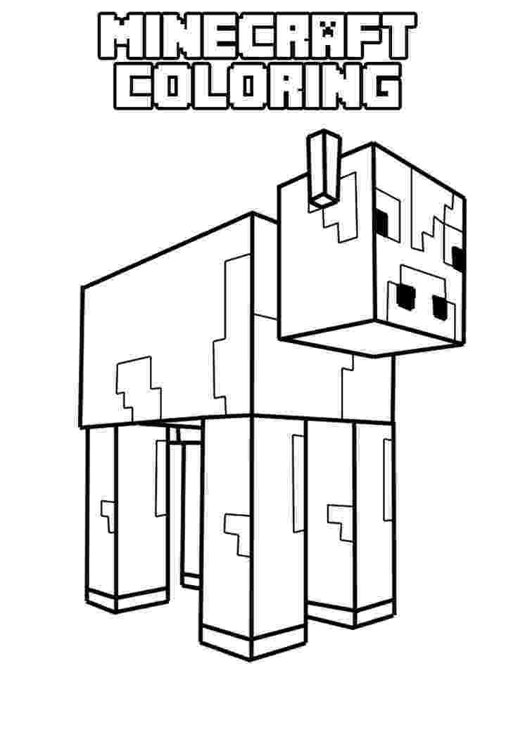 minecraft coloring pages to print printable minecraft coloring pages coloring home minecraft coloring print to pages