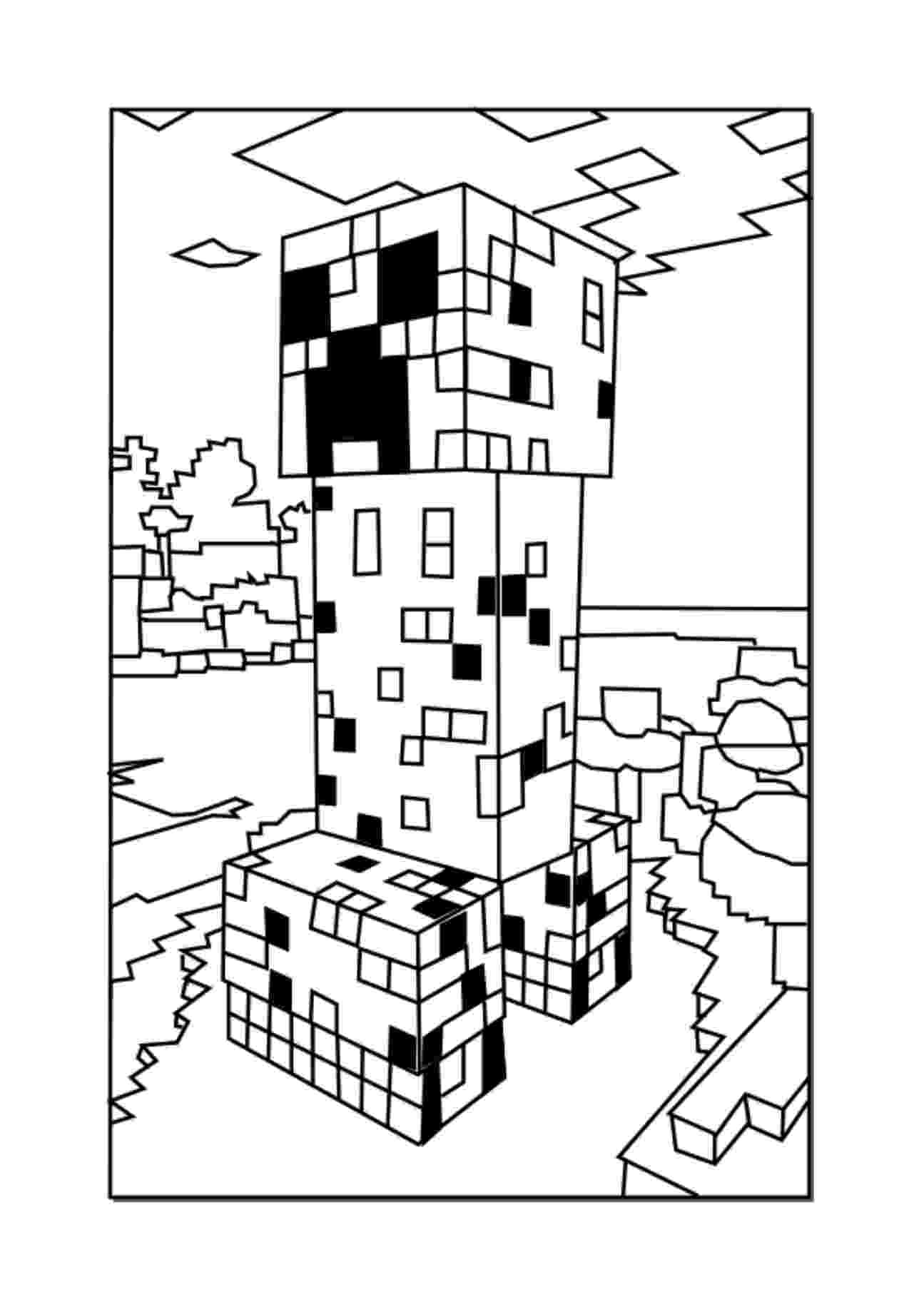 minecraft creeper pictures creeper from minecraft of roblox coloring pages free pictures creeper minecraft