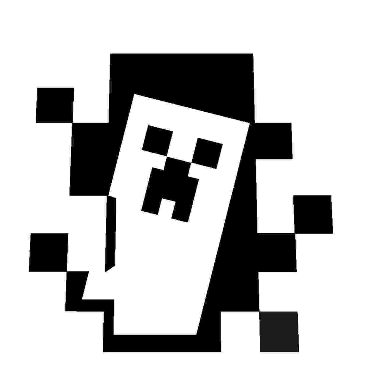 minecraft creeper pictures minecraft creeper mask coloring page free printable pictures minecraft creeper