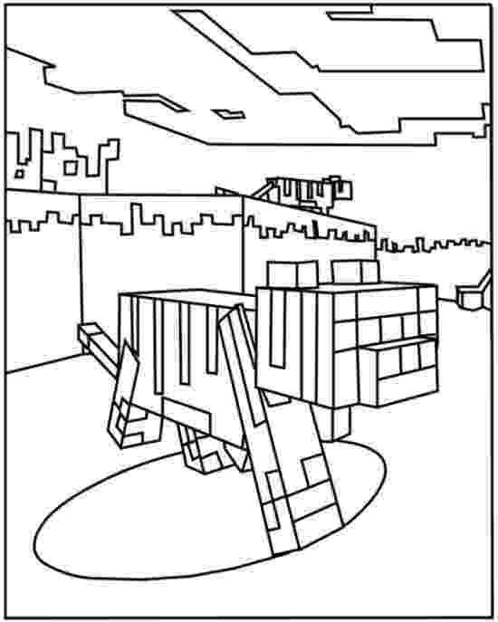 minecraft ghast coloring pages coloring pages free coloring pages of minecraft ghast ghast pages minecraft coloring