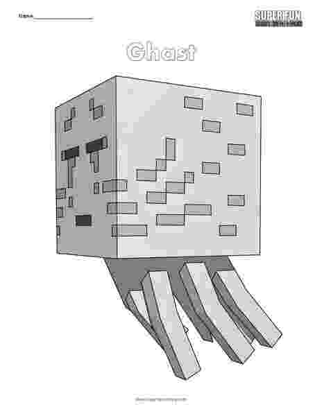 minecraft ghast coloring pages how to draw a ghast minecraft ghast step by step video pages coloring minecraft ghast