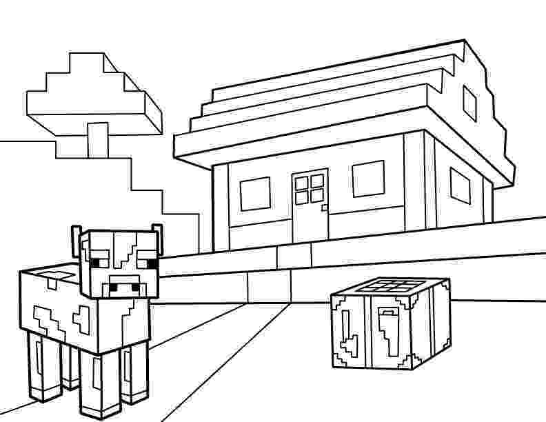 minecraft pictures to print and color printable minecraft coloring pages coloring home print minecraft to pictures color and
