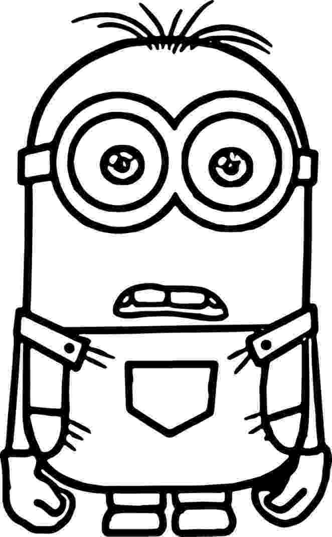 minions black and white minion coloring pages minion coloring pages easy and black minions white
