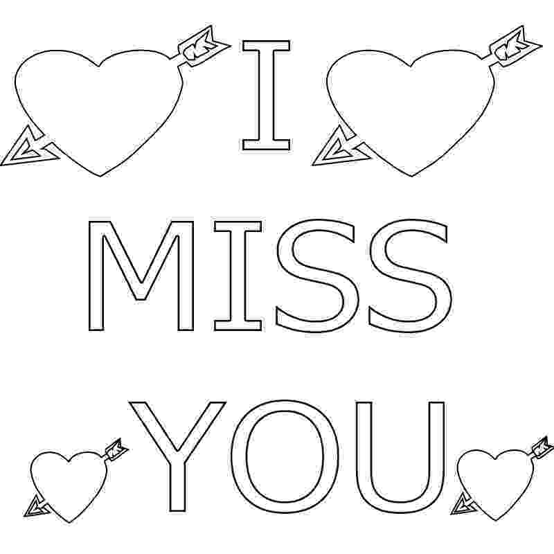 miss you coloring pages we missed you coloring pages at getcoloringscom free miss coloring pages you